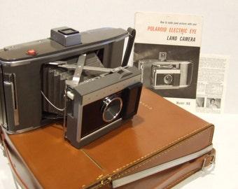 Vintage Polaroid Camera, Polaroid, Instamatic Polaroid, J66 Polaroid, Vintage Polaroid, Collectible Camera, 1960s Camera, Decor,Gift for Him