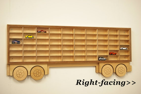 Toy Car Display Shelf Trailer Only Model Car By Iconandcowales