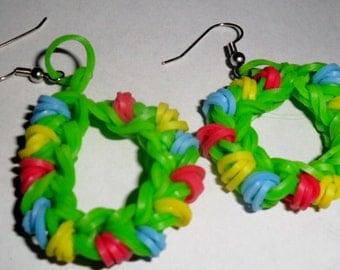 Colorful Christmas Weaths