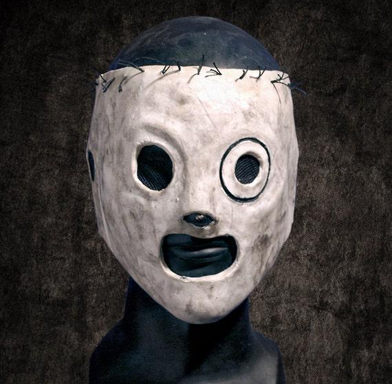 Corey Taylor Slipknot Mask by EnekaCreations on Etsy