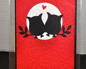 Be My Valentine Owlays