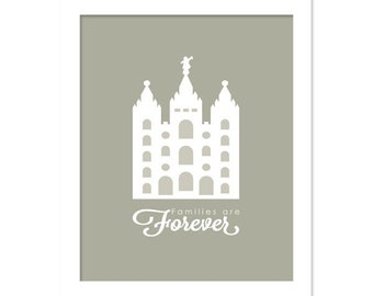 Families are Forever Prints/Card - BB