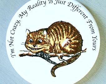 Alice In Wonderland Coaster - Cheshire Cat