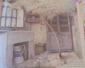The Hidden House by Martin Waddell and Angela Barrett 1990 Philomel Books First impression