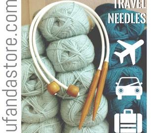 Travel Knitting Needles