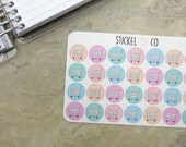28 Food Shop Stickers - Planner Stickers, Perfect for Erin Condren and other Life Planners