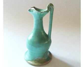 Rebecca Jug, North Carolina Pottery, Pottery Vase, Art Pottery