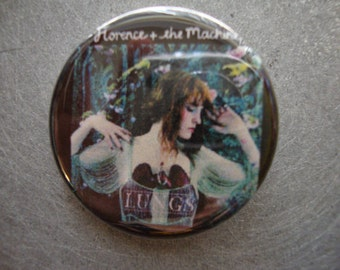 Florence and the Machine Pinback or Magnet