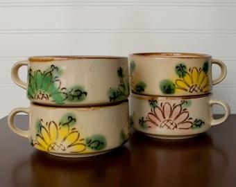 California Bohemian Vintage Soup Mug
