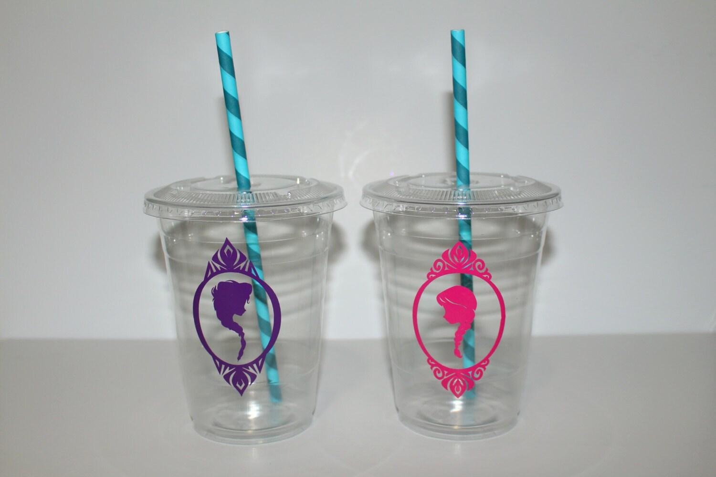 Disney Frozen Cups Frozen Party Cups Frozen Party Favors