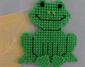 Happy Froggy Magnet