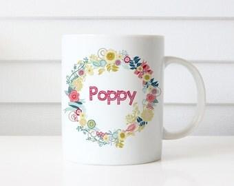 Personalised Name Mug - Customised Gift