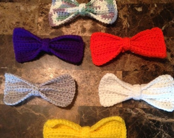 Big Bow Barrettes!!