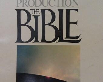 The Dino De Laurentiis Production The Bible  Souvenir Booklet