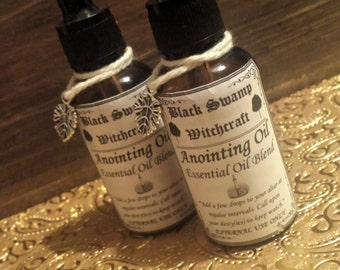 Essential Oil Ritual Oil Blend - Anointing