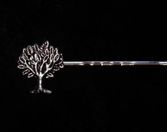Tree Bobby Pin
