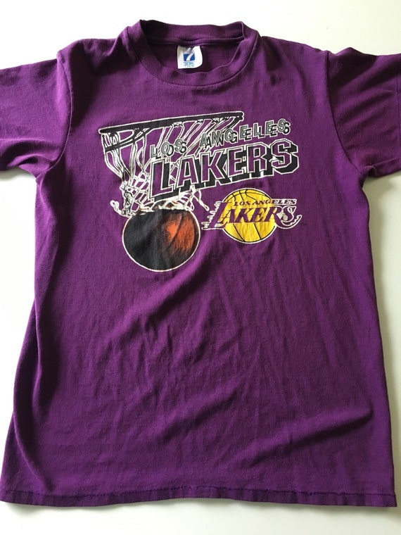 Vintage Lakers Tshirt 101