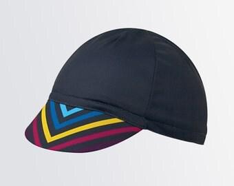 Bold Arrows Cycling Cap - FREE UK P&P