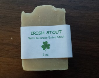 Guinness Extra Stout Soap