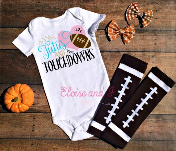 football baby outfit football baby girl clothes football