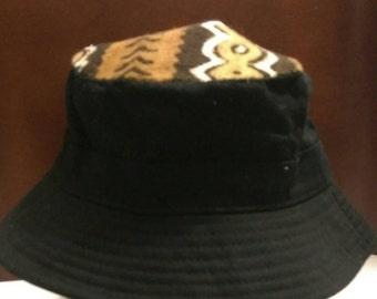 MudCloth Bucket Hat
