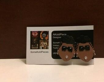 Generation X Stud Earrings