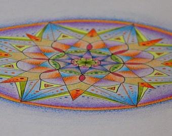 Mandala Printable Colouring Pages, Adult Coloring Pages, Coloring Book Pages, Mandala Art