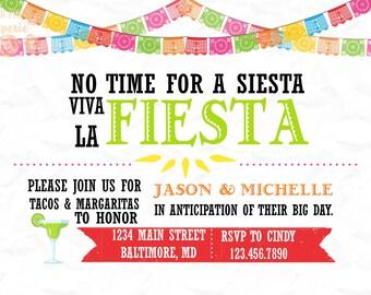 Fiesta Rehearsal Dinner