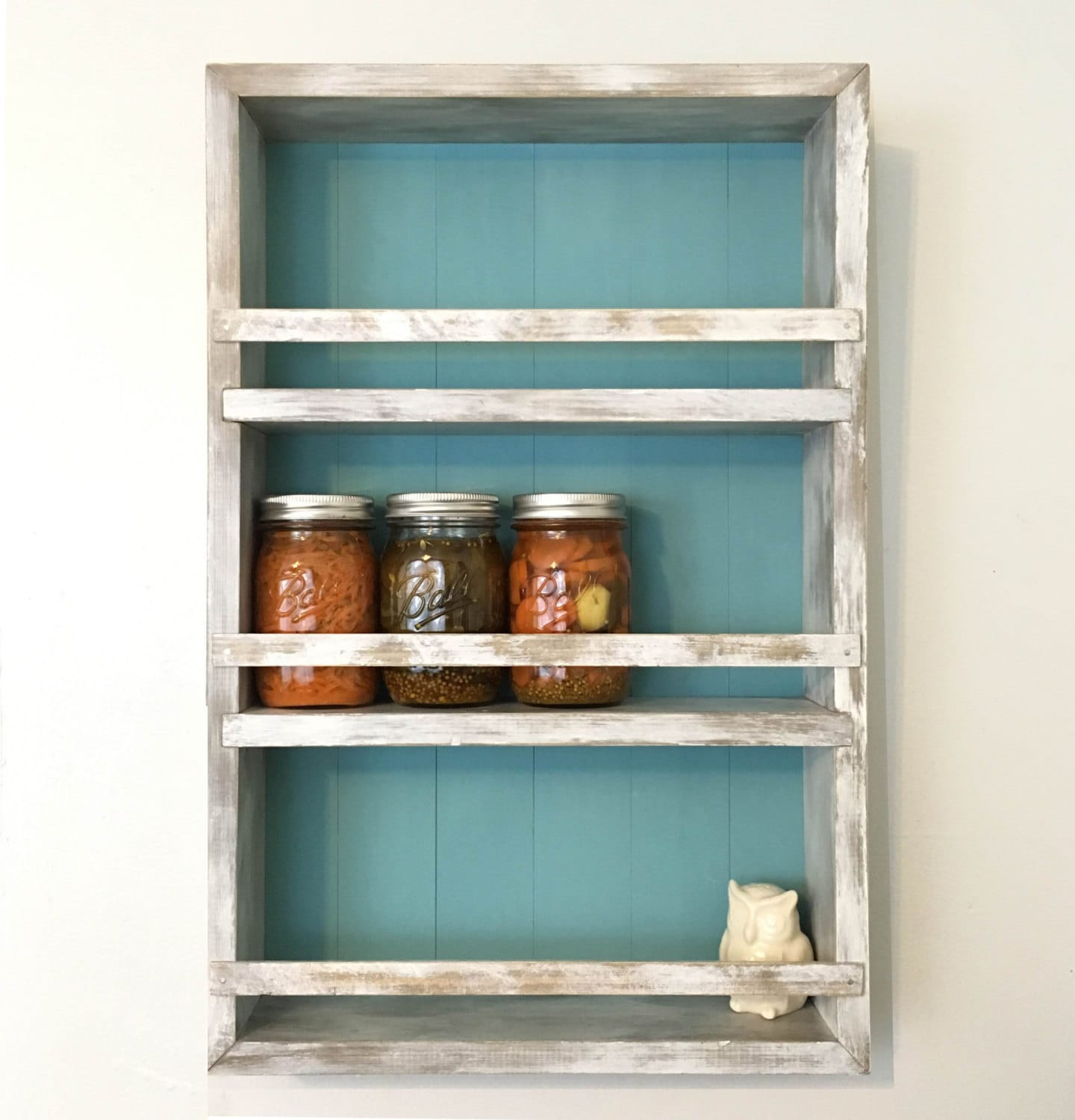 Wall Spice Rack. Best Picture Of Kitchen Wall Shelf That Acts As A ...