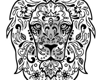 Download Animal mandala | Etsy