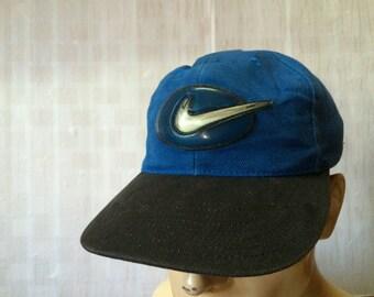 Vintage NIKE Cap Hat Snapback