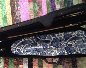 Whale Song -  Viola, Violin or Fiddle Case Blanket
