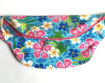 Aloha Floral Fanny Pack