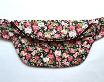 Floral Fanny Pack