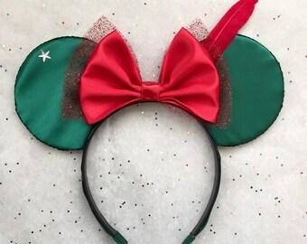 PP *Peter Pan Mickey Ears