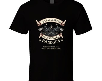 Concealed Carry t-shirt. Concealed Carry tshirt. Concealed Carry tee for him or her. Concealed Carry gift idea as a Concealed Carry gift