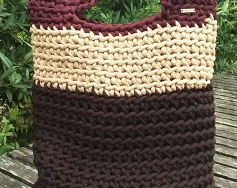 Colourful bag for summer