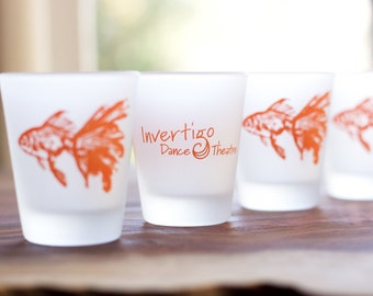 Shot Glasses - Invertigo Dance Theatre