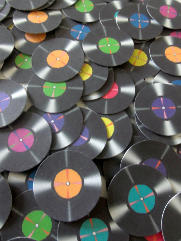 Vinyl Record Party Decorations Australia