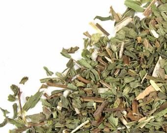 Spearmint Herbal Tea | Organic Spearmint Leaf | Southern Sweet Tea and Mint Juleps | Premium Tea from the Tiny House Farm