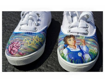 Custom Princess Shoes