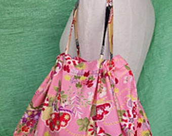 Mt. Fuji. foldable compact shopping bag