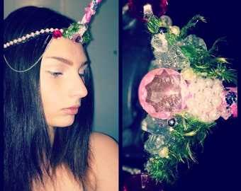 Unicorn Horn Crown