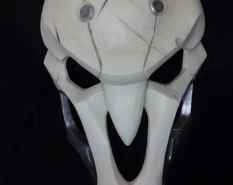 mask / mask inspired by reaper overwatch