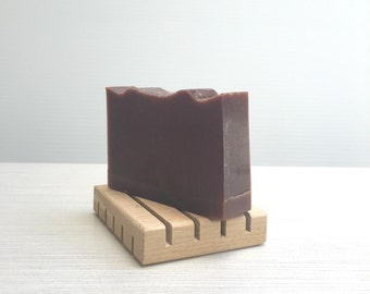 Vanilla & Patchouli Soap, Organic soap, hand made soap, Goats milk soap, Free shipping