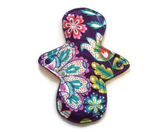 8.5 inch cotton moderate cloth pad