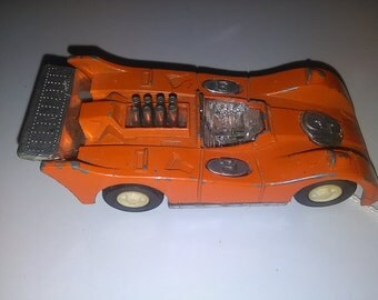 Vintage diecast Tootsietoy Can Am racecar