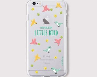 iphone 6 case - Little Bird jelly phone case