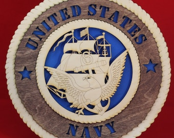 United States Navy ACE Plaque Tribute