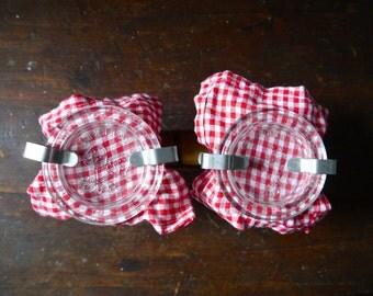 Mini Jam Pot Set Of Two